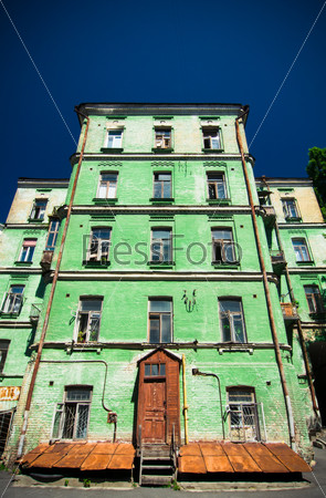 Old house in Kyiv