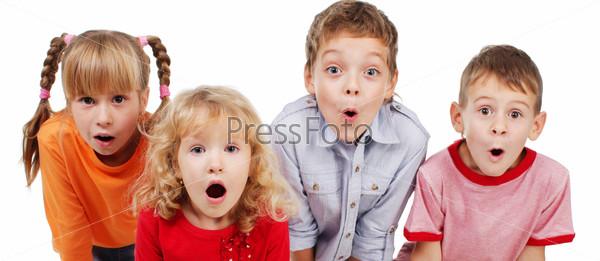 Картинки по запросу удивлённые дети