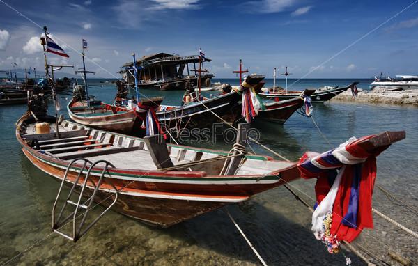 ко-панган рыбалка