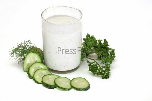 Огуречно кефирная диета для похудения