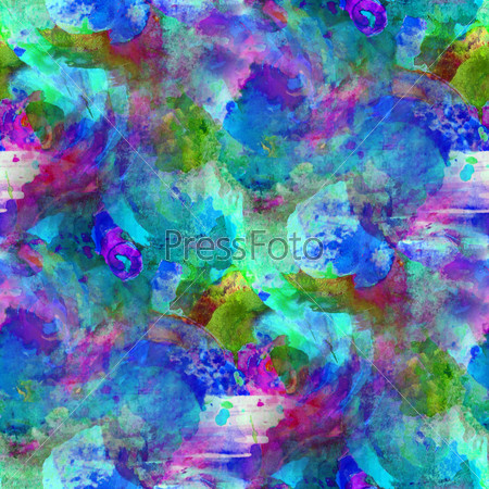 Paint seamless blue green purple background watercolor for Blue green purple room
