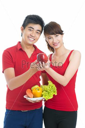 Propaganda of healthy eating