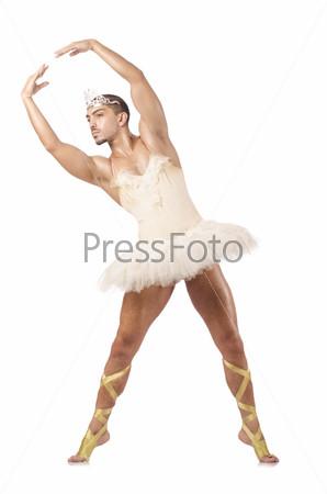 балерины и негры
