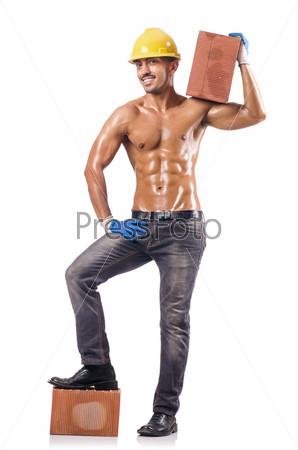 Сексуальный строитель