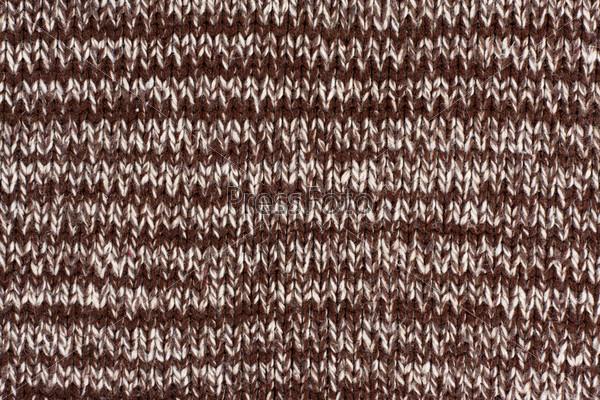 Текстура свитера