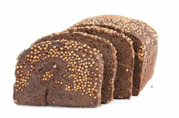 Фотография на тему Нарезанный хлеб