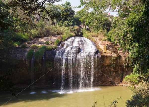 Голубой водопад, Вьетнам