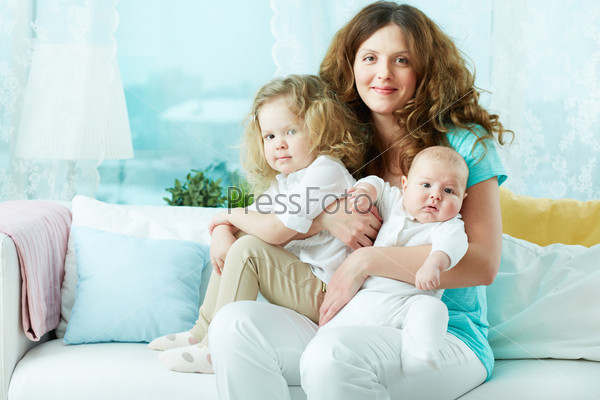 Фотография на тему Материнская любовь