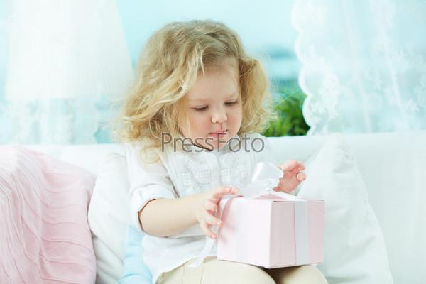 Фотография на тему Подарок на день рождения