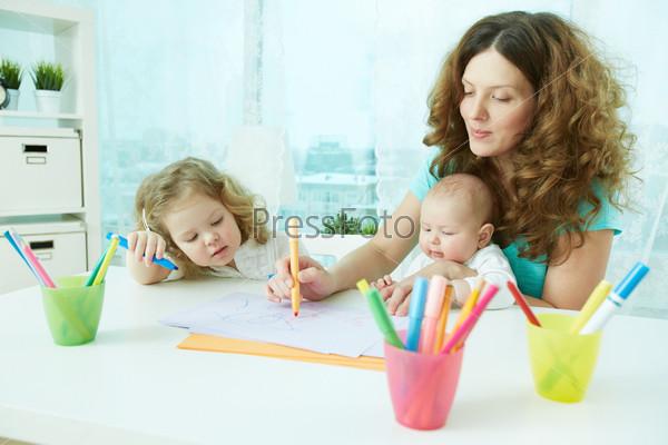 Фотография на тему Домашнее обучение