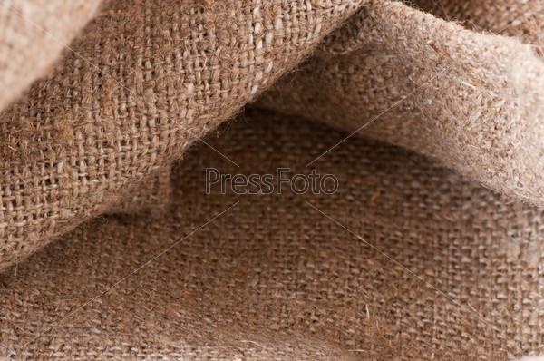 Старая ткань в качестве фона