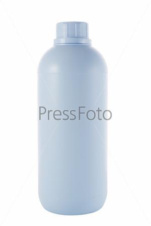 Уходовое средство за волосами в бутылке