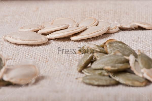 Фотография на тему Семена тыквы
