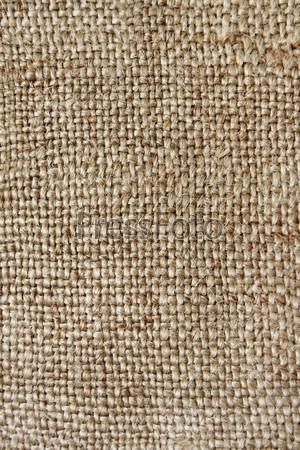 Текстура мешковины