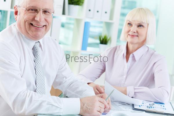 Фотография на тему Счастливый босс