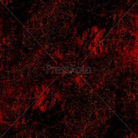 Мрачный черно-красный фоне