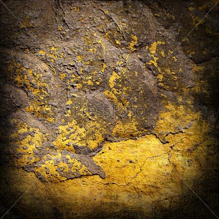 Абстрактный фон, старая городская стена
