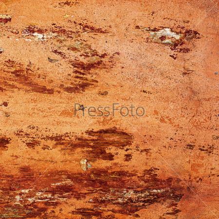 Фотография на тему Гранжевая потрескавшаяся бетонная стена