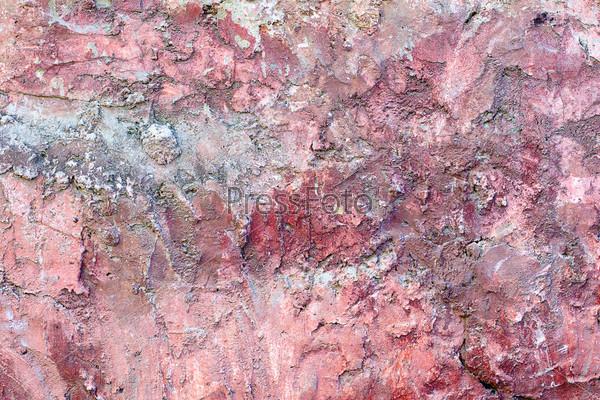 Шероховатый цемент или камень. Винтажный шаблон