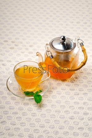 Свежий чай