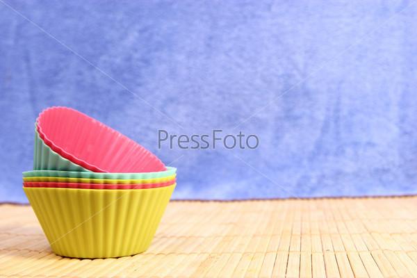 Фотография на тему Силиконовые формы для кексов