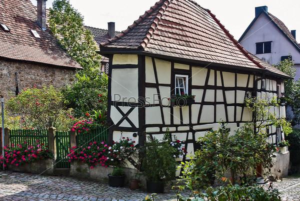 Бад-Вимпфен, Германия