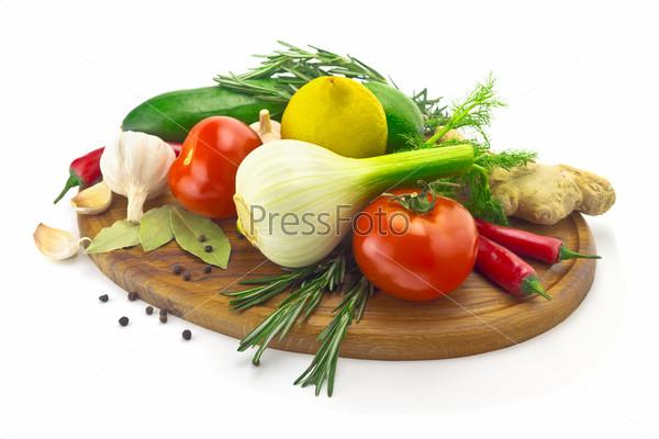 Набор овощей