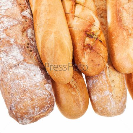 Фотография на тему Свежий печеный хлеб