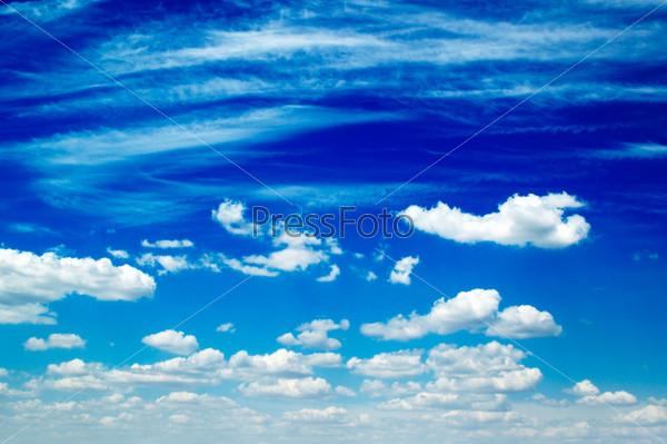 Фотография на тему Голубое небо