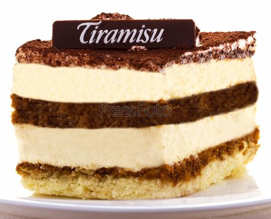 Вкусный тирамису с какао