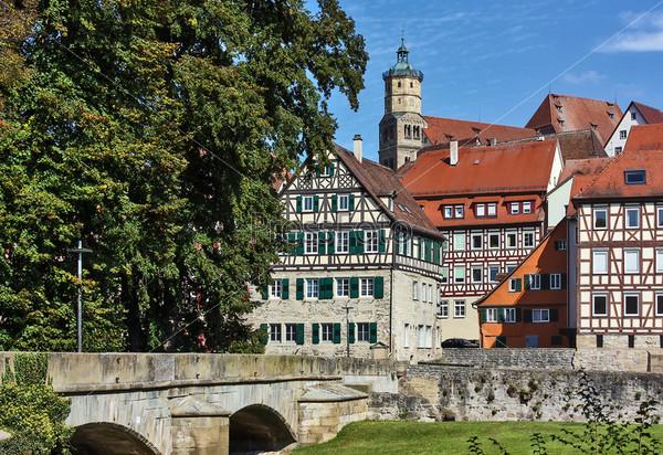 Швебиш-Халль, Германия