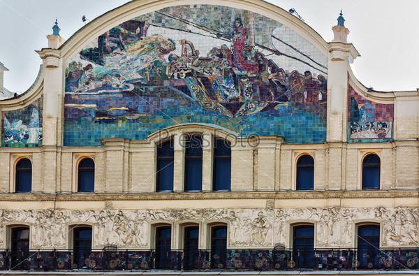 Фотография на тему Гостиница Метрополь, Москва, Россия