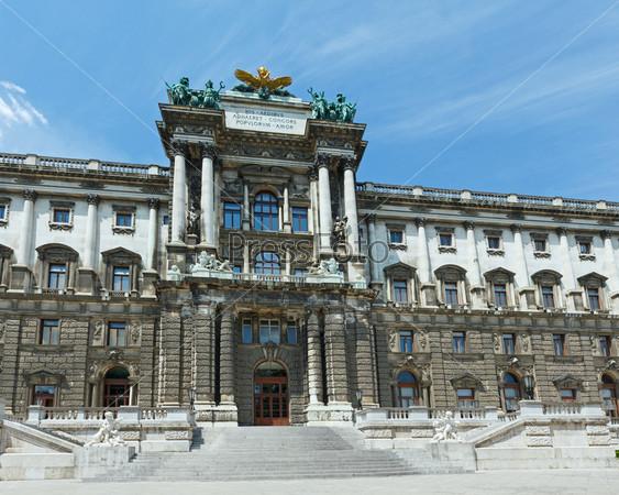 Фотография на тему Дворец Хофбург (Вена, Австрия)