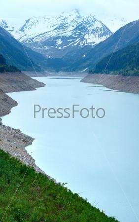 Озеро Гепач-Штау, Австрия