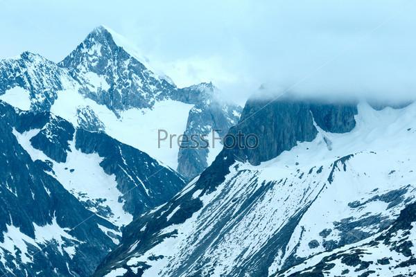 Большой Алечский ледник (Беттмерхорн, Швейцария)