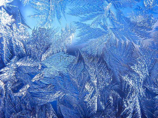 Ледяной фон