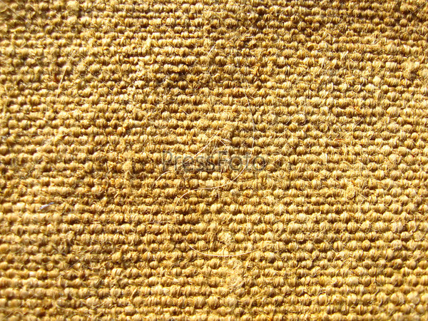 Фотография на тему Текстура мешковины