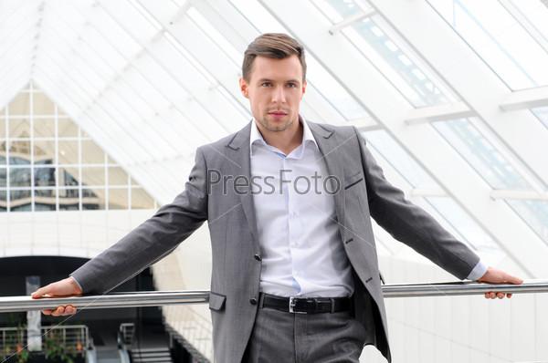 Фотография на тему Портрет бизнесмена