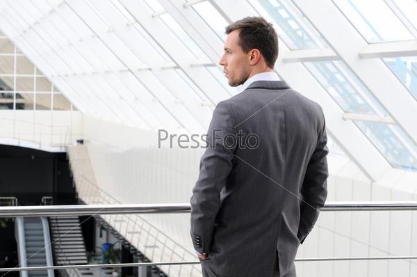 Портрет бизнесмена