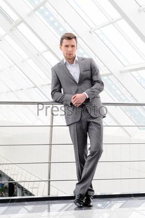Портрет делового мужчины