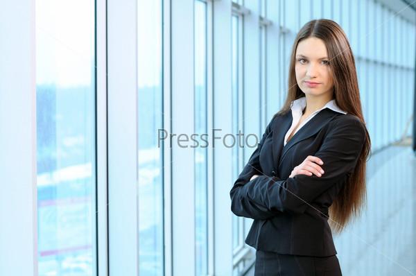 Фотография на тему Портрет красивой бизнес-леди