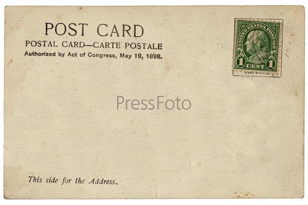 Фотография на тему Старинная открытка
