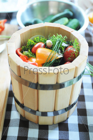 Фотография на тему Засолка помидоров