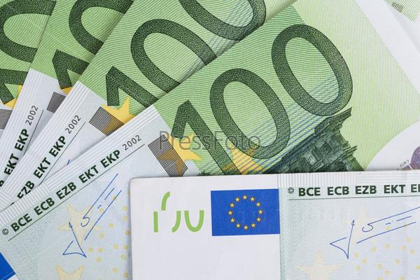 Фотография на тему Банкноты евро