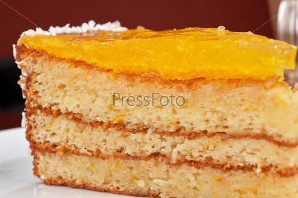 Фотография на тему Кусок торта