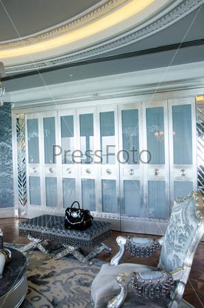 Посольский люкс в отеле Jumeirah Bilgah Beach Hotel, первом отеле в Баку, Азербайджан