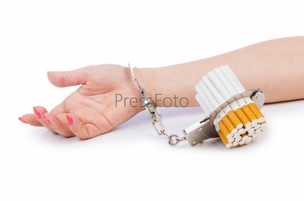 Сигареты и наручники. Концепция зависимости