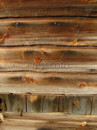 Текстура старой древесины может использоваться как фон