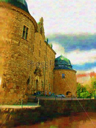 Замок Эребру