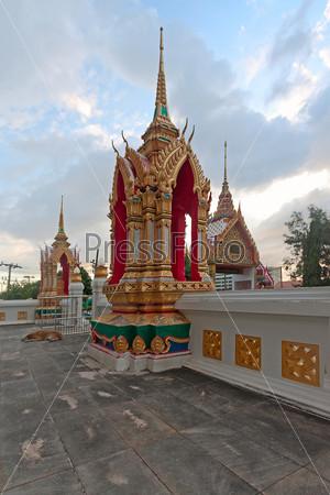 Фотография на тему Буддийский храм